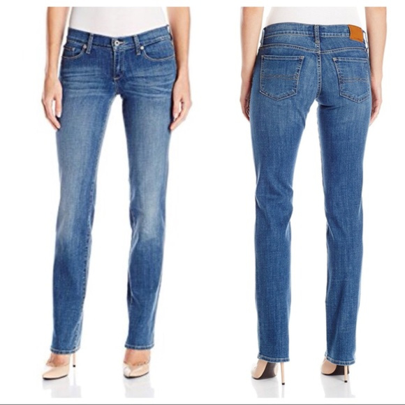 Lucky Brand Denim - Lucky Brand Jeans Sweet N Straight Waist 29